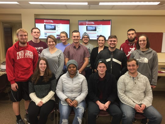 The University Of Indianapolis students who worked