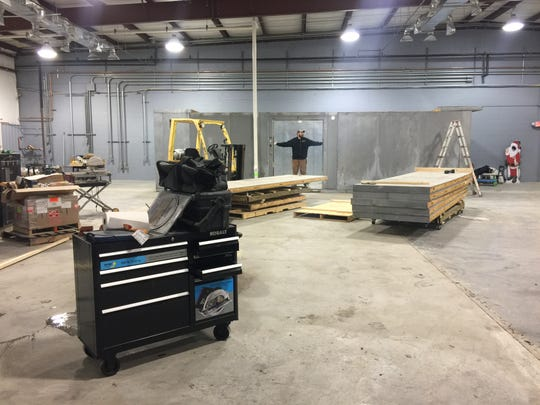 Alexandria Brewing is slated to open in March 2018 inside a more than 7,000-square-foot retail space off U.S. 27 in Alexandria.