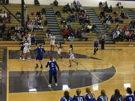 Spanish Springs beat Grants Pass on Friday at Spanish Springs.