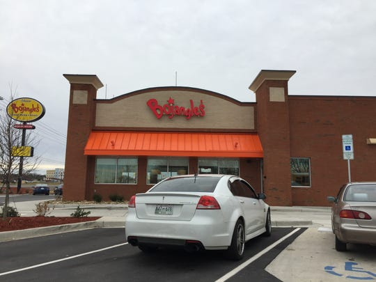 This Bojangles is now open on South Hartmann Drive in Lebanon.