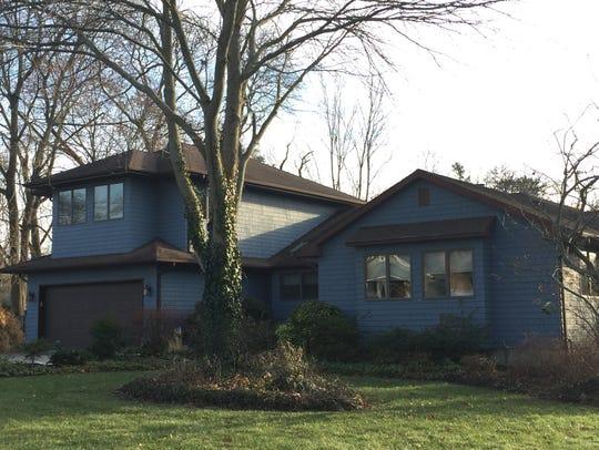 Joe Gorga recently put his Wall Township home on the