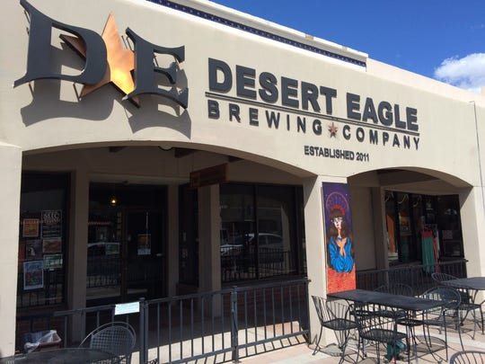 Mesa | Desert Eagle Brewing Co. | Timeframe: 3-6 p.m.