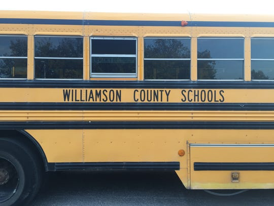 Williamson County Schools' latest five-year capital