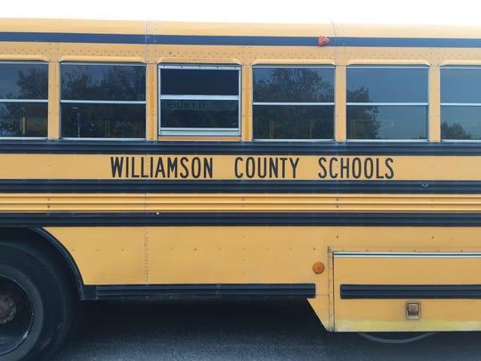 Williamson County Schools' latest five-year capital