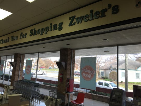 Zweier's FoodKart will reopen for business Dec. 20, 2017 after closing its doors in October. The store is now under the management of former owner, Gary Gristick.