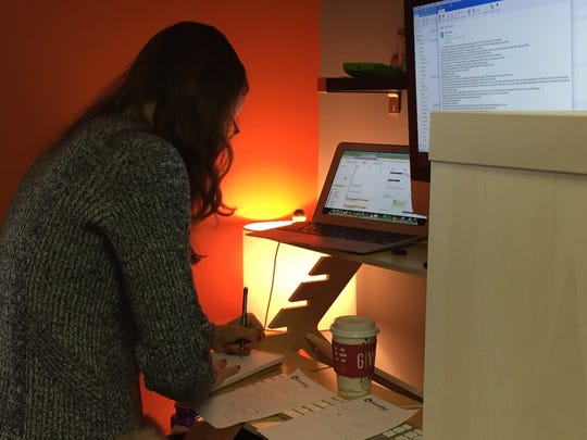 Ana Anttonen, director of business development, recently