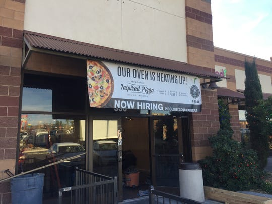 Pieology will be located in the Red Rock Commons.
