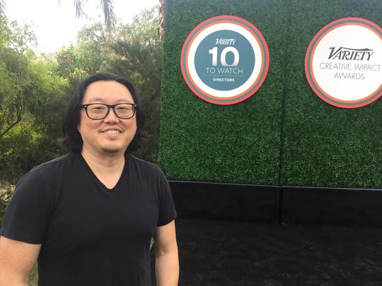 """Joseph Kahn is a filmmaker best known for his music videos who was just named one of Variety's 10 Directors to Watch for his narrative film, """"Bodied,"""" screening Friday."""