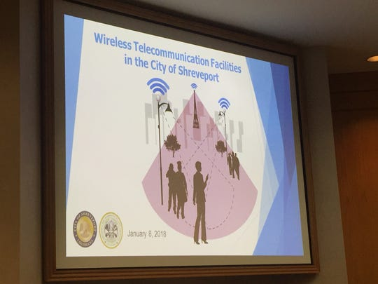 A city infrastructure committee learned more about small cell towers at its Monday meeting