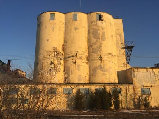 Wheaton Glass Co. complex