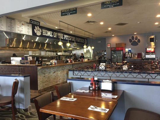 Panther Pit reopens in Pittsford