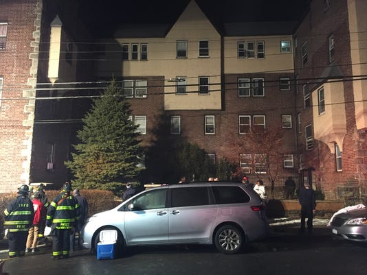 Mamaroneck apartment fire
