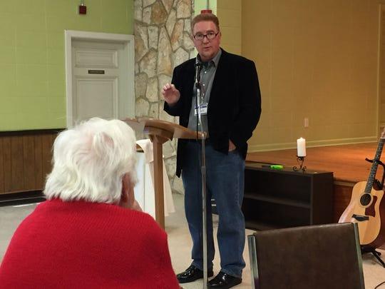 Pastor Sean Peters, Mosaic Palm Bay