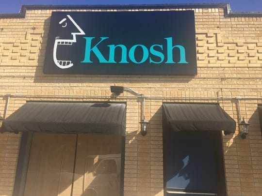 Knosh, 208 S. Oakes, is slated to open Friday, Feb. 2.