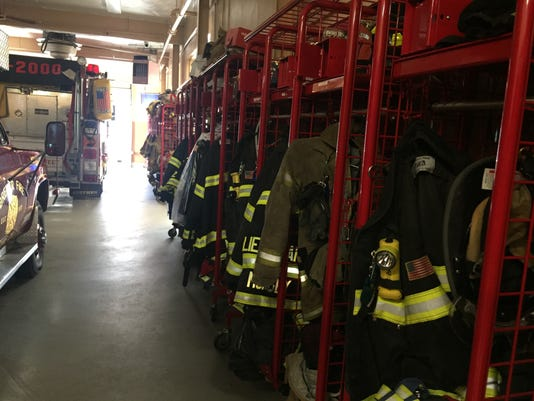Monsey Fire Department equipment