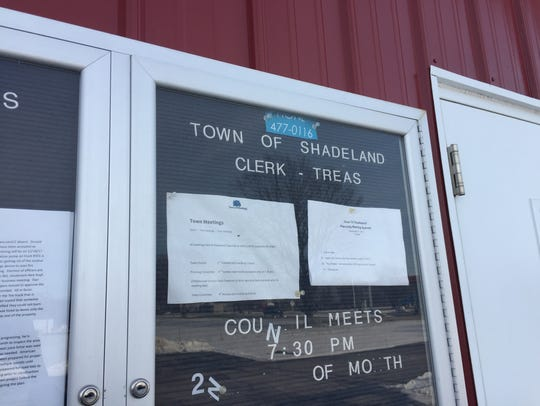 Shadeland Town Hall