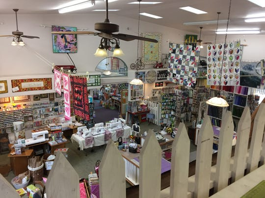 The Quilt A Way in Great Falls is located at 222 13th