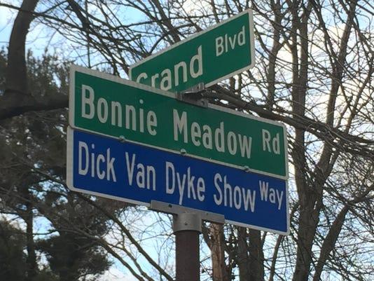 Dick Van Dyke Show Road