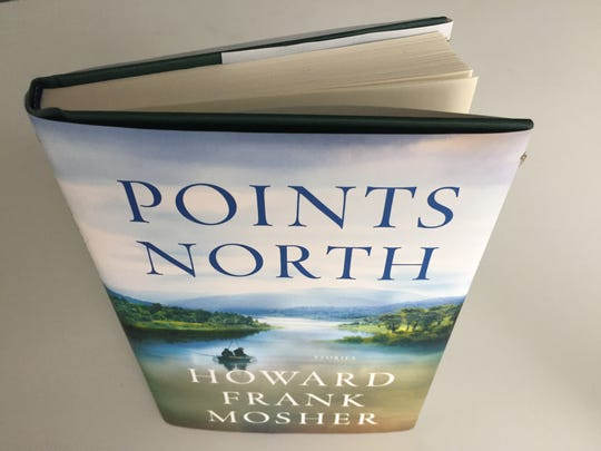"Howard Frank Mosher's final book, ""Points North,"" was released Tuesday by St. Martin's Press."