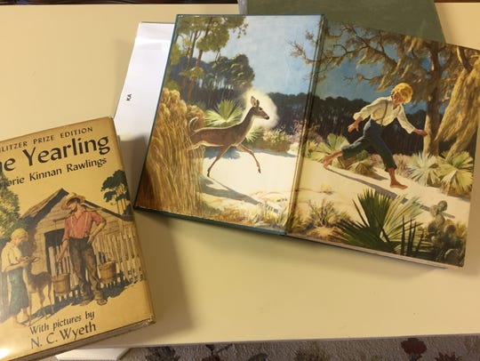 """""""The Yearling"""" was published in 1939. Brady Vogt has"""