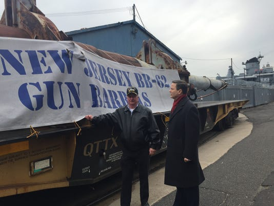 636528566530255746-2-battleship-16-inch-and-50-caliber-gun-barrels-arrive-via-rail-to-BB-62-museum-in-camden-jan-29-2018.JPG
