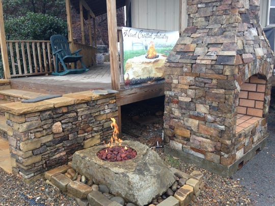 Stop by Tennessee Stone to pick up the materials and