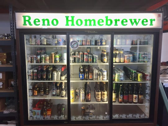 Reno Homebrewer, in new digs on East Fourth Street