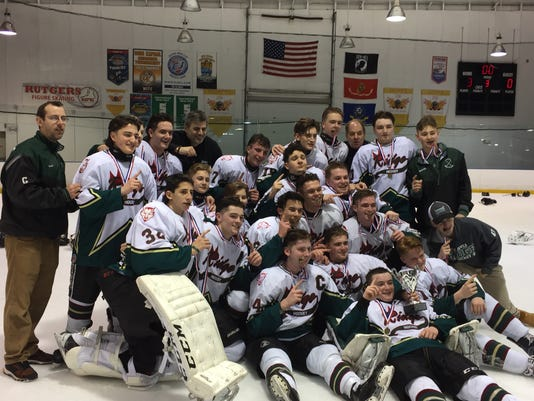Ridge SCT hockey