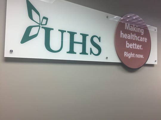 UHS Wilson Medical Center is now requiring visitors to obtain a pass upon entry. The new security measure will be implemented at UHS Binghamton General on July 1 of this year.
