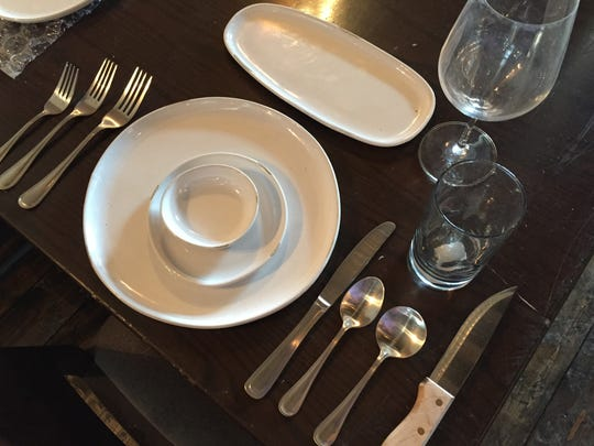 Rustic and fancy describe the feel at Geraldine's Supper Club & Lounge, under development in Indianapolis' Fountain Square neighborhood in. The classic steakhouse is scheduled to open in spring 2018.