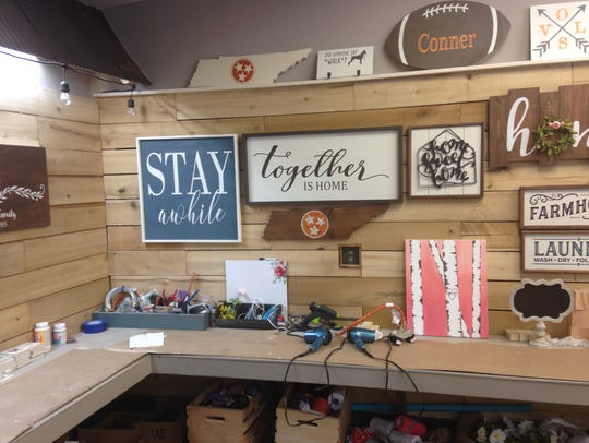 Create your next DIY project at one of the many classes