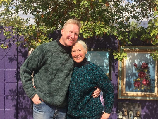 Scott Borchardt and Anita Putney turned their neighborhood's