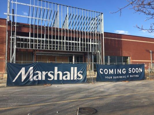 Marshalls at York Galleria