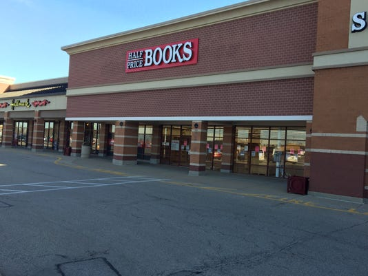 Cherry Grove Plaza New Half Price Books Is Opening Soon