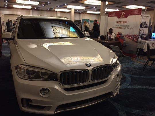 BMW figured prominently ni the SC Auto Summit held