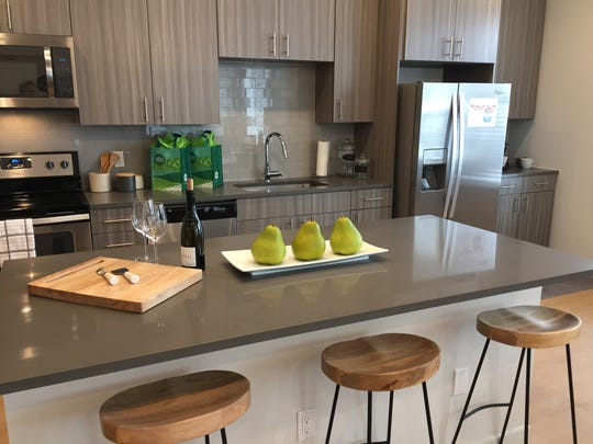 Cycle Apartments at Foothills shopping center are just coming online featuring kitchen islands, stainless appliances as well as clubhouse, pool, dog park, ski and bike repair center, co-working space and more.
