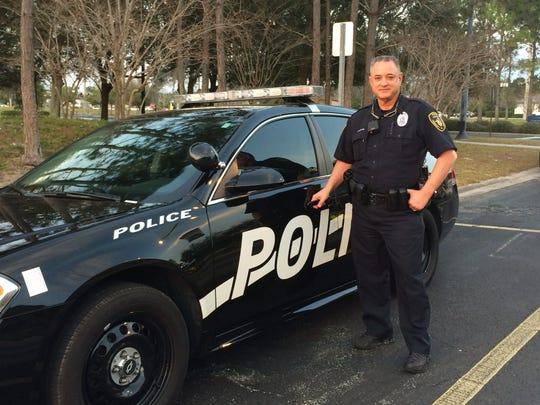 Ralph Perrone Sr. is a Merritt Island commercial property owner and also a corporal with the Cocoa Police Department.