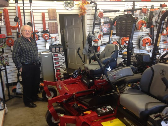 You'll find everything you need for your lawn and home needs at Powell Power Equipment.