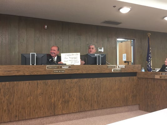 Millville 2018 budget introduction