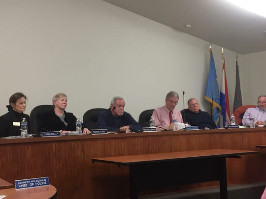 Ocean View Town Council met on March 27 to discuss the 2019 budget, which they will vote on April 10.