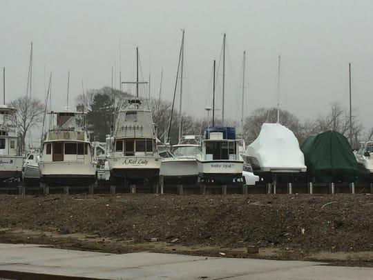 Port 149 is expected to overlook Hans Pedersen & Sons