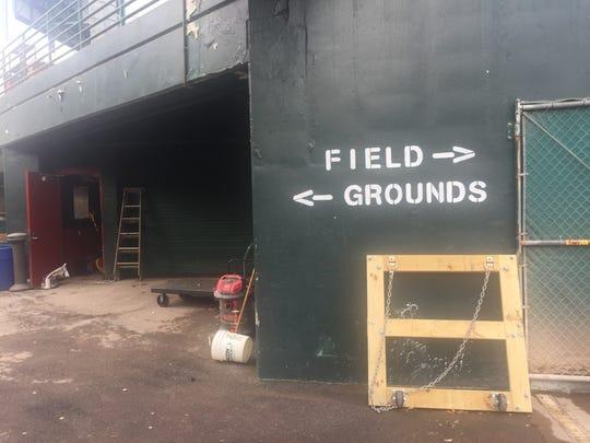 Keeping Frontier Field a field of dreams is a tireless job.