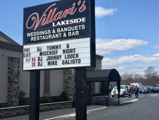 Villari's Lakeside, a Gloucester Township fixture since