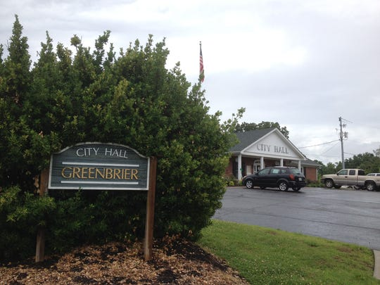 Greenbrier City Hall