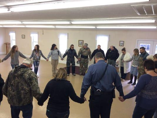 Friendship Baptist Prayer Circle