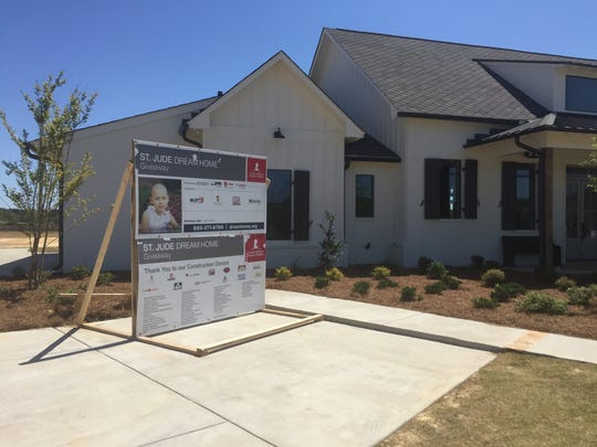 Winner of the this St. Jude Dream Home valued at $475,000