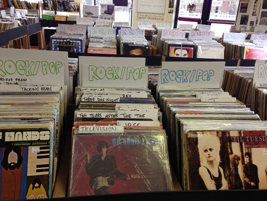 Jupiter Records in Woodbury Heights is among hundreds
