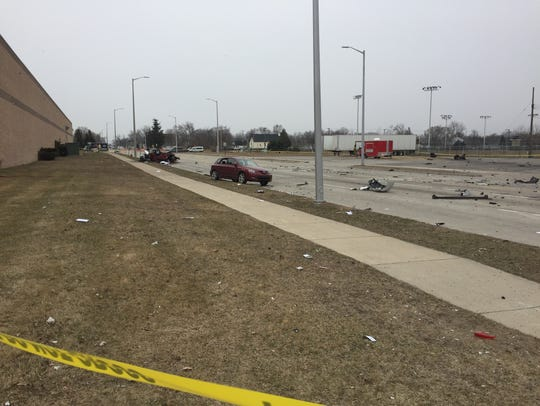 One person has died following a crash in Port Huron