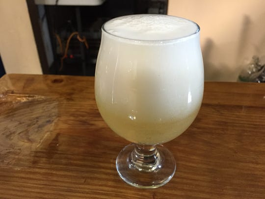 The Coffee Chaos Nitro Mead takes on a surprisingly
