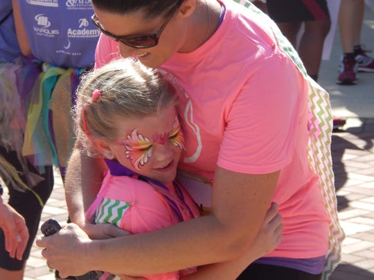 Girls on the Run Big Bend will celebrate 5 years with